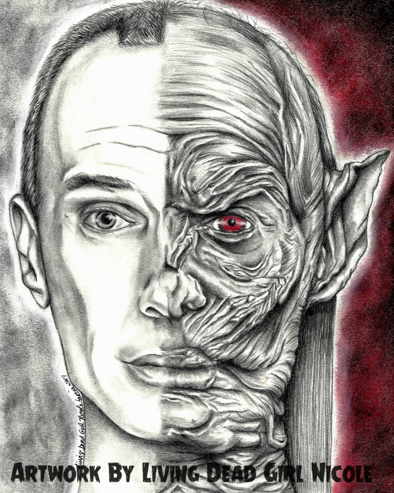 Doug Jones by livingdeadgirlnicole